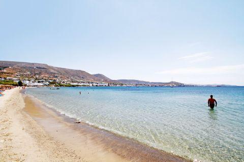 Livadia: Livadia beach