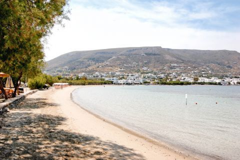 Livadia: At Livadia beach