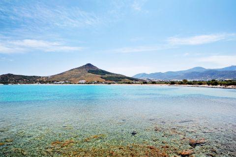 Molos: Azure waters