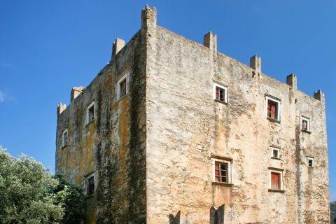 Halki: Venetian Tower