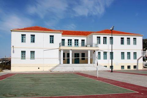 Halki: The school of the village
