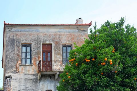 Halki: An old building