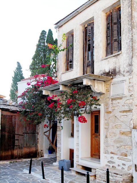 Halki: An old stone built house