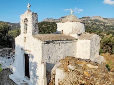 Halki: An old chapel