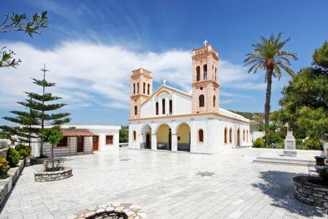 Agios Arsenios: Agios Arsenios church