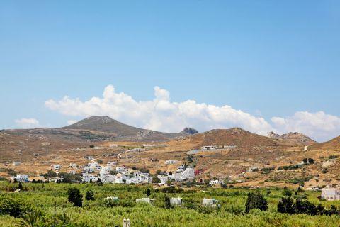 Galini: Panoramic view of Galini village