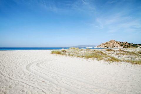Sahara: White sand