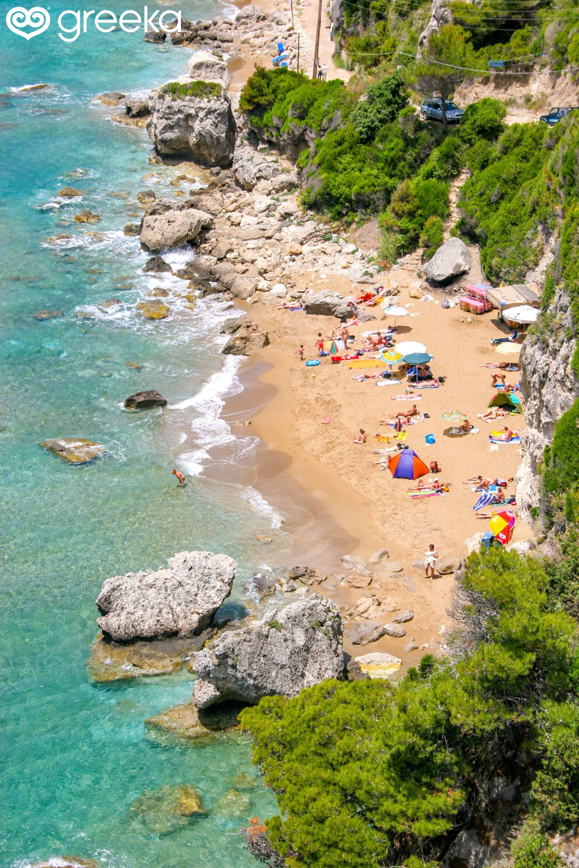 myrtiotissa nude beach Photo from Myrtiotissa in Corfu