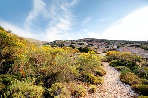 Marathi: Natural landscape