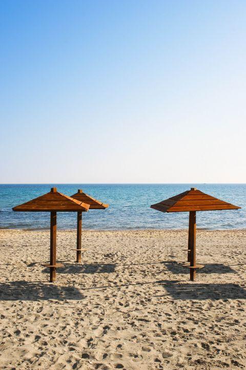Schinias: Schinias beach