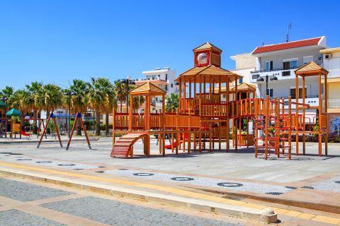 Ialissos Village: A lovely playground.