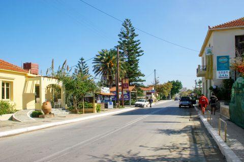 Platanias Village: At Platanias village
