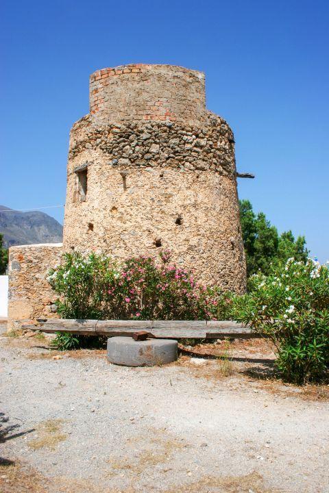 Frangokastello: Venetian remains