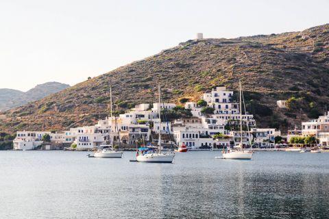 Katapola: View of Xilokeratidi