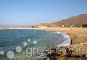 Chania Kissamos beach
