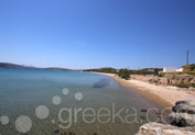 Kimolos Aliki beach
