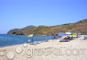 Lemnos Thanos beach