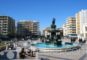 Patra Square of King George I