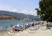 Poros Askeli beach