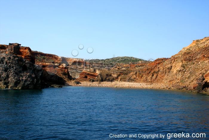 Milos Snorkeling Tour