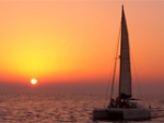 Sunset Sailing Cruise with Deluxe Catamaran