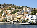 Tour To Symi Island and Panormitis Monastery