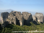Three days tour to Delphi and Meteora