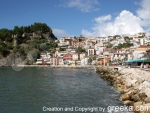 Cruise to Parga and Paxi