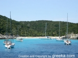 Cruise to Paxi Antipaxos and Blue caves
