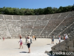 Two days tour to Argolis, Mycenae, Epidaurus and Nafplion