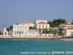 One day tour to Spetses island